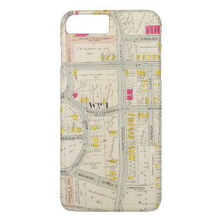 Yonkers Map Atlas iPhone 8 Plus/7 Plus Case