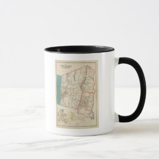 Yonkers, Mt Vernon, Eastchester towns Mug