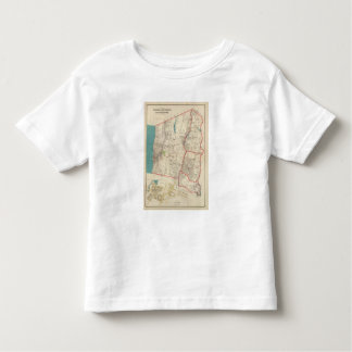 Yonkers, Mt Vernon, Eastchester towns Toddler T-Shirt