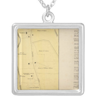 Yonkers N pt Silver Plated Necklace