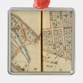 Yonkers, New York 10 Christmas Ornament
