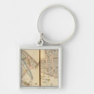Yonkers, New York 10 Key Ring