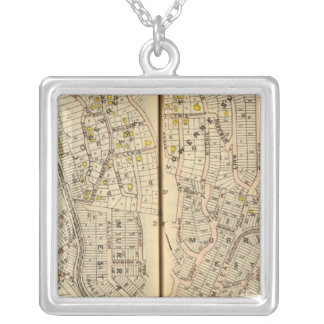 Yonkers, New York 10 Silver Plated Necklace