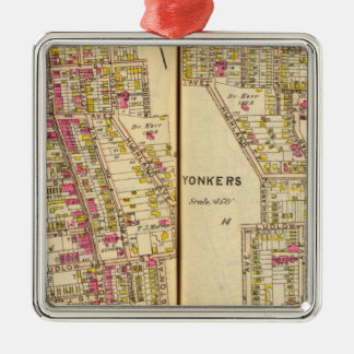 Yonkers, New York 11 Christmas Ornament