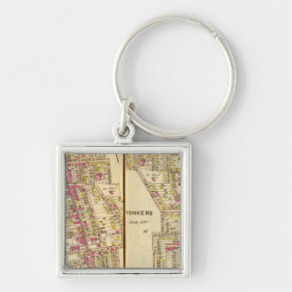 Yonkers, New York 11 Key Ring