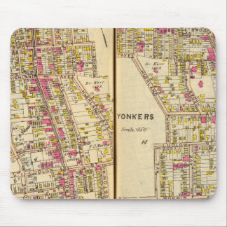 Yonkers, New York 11 Mouse Mat