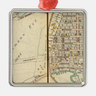 Yonkers, New York 13 Christmas Ornament