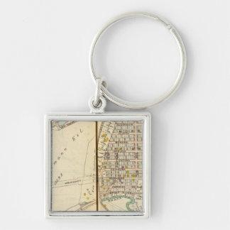 Yonkers, New York 13 Key Ring