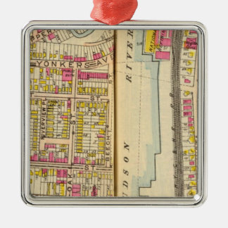 Yonkers, New York 14 Christmas Ornament