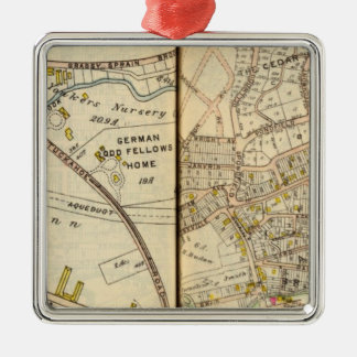 Yonkers, New York 16 Christmas Ornament