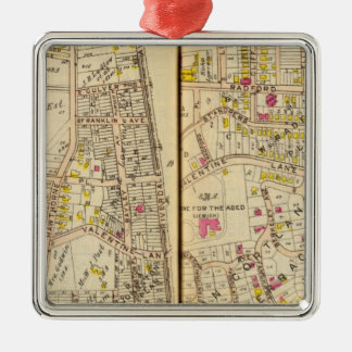 Yonkers, New York 18 Christmas Ornament