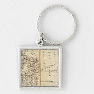 Yonkers, New York 19 Key Ring