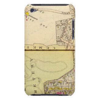 Yonkers, New York 20 Barely There iPod Cover