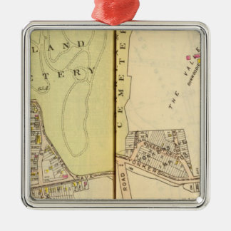 Yonkers, New York 20 Christmas Ornament