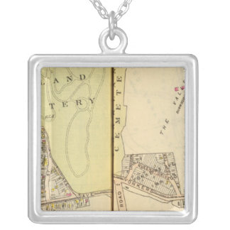Yonkers, New York 20 Silver Plated Necklace