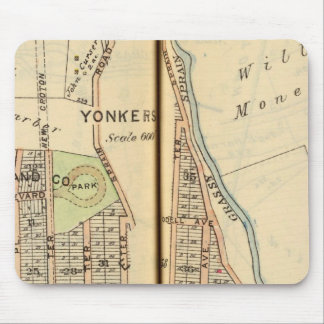 Yonkers, New York 4 Mouse Mat
