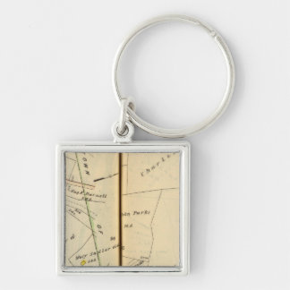 Yonkers, New York 5 Key Ring