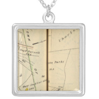 Yonkers, New York 5 Silver Plated Necklace