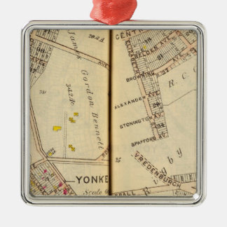 Yonkers, New York 7 Christmas Ornament