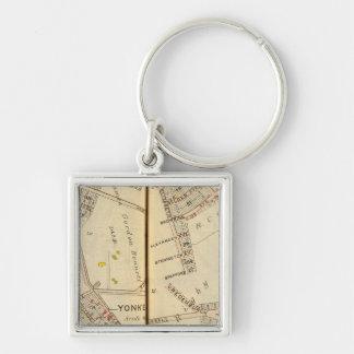 Yonkers, New York 7 Key Ring