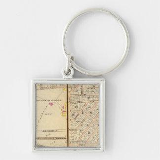 Yonkers, New York 8 Key Ring