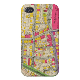 Yonkers New York Atlas iPhone 4 Cover