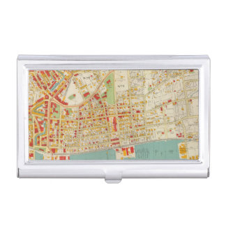 Yonkers New York Business Card Holder