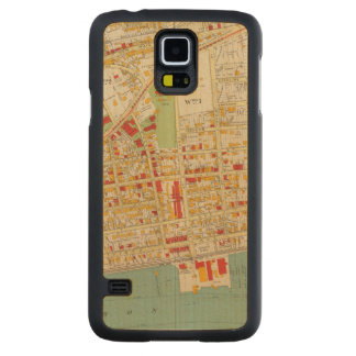 Yonkers New York Carved Maple Galaxy S5 Case