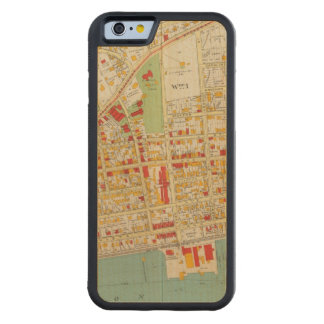 Yonkers New York Carved Maple iPhone 6 Bumper Case