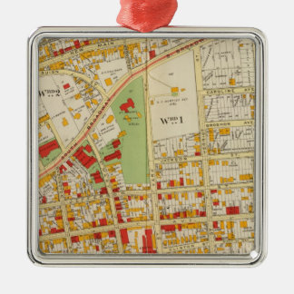 Yonkers New York Christmas Ornament