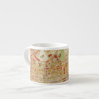 Yonkers New York Espresso Cup