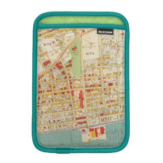 Yonkers New York iPad Mini Sleeve