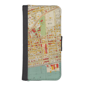 Yonkers New York iPhone SE/5/5s Wallet Case