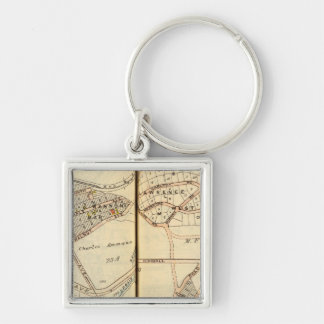Yonkers, New York Key Ring