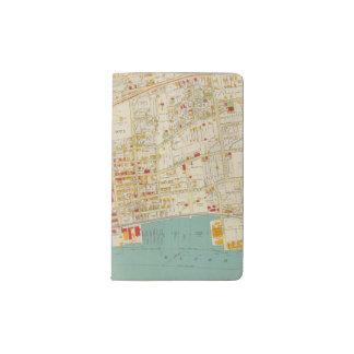 Yonkers New York Pocket Moleskine Notebook
