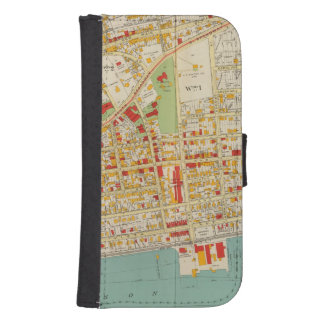 Yonkers New York Samsung S4 Wallet Case