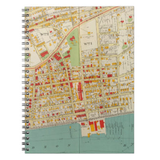 Yonkers New York Spiral Notebook