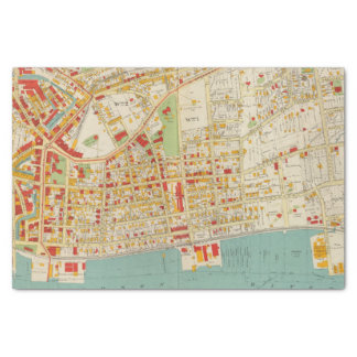 Yonkers New York Tissue Paper