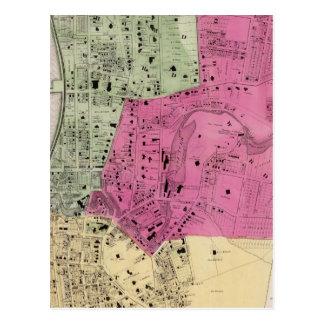 Yonkers, NY Atlas Postcard