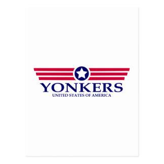 Yonkers Pride Postcard