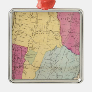 Yonkers, Town Christmas Ornament