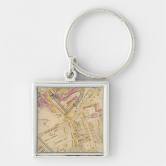 Yonkers wards 1-3, New York Key Ring