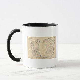 Yonkers wards 1-4, New York Mug