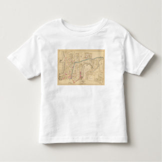 Yonkers wards 2-3, New York Toddler T-Shirt