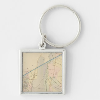 Yonkers wards 3-4, New York Key Ring
