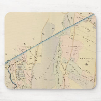 Yonkers wards 3-4, New York Mouse Mat