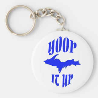 Yoop It Up Key Chain