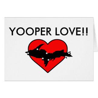 Yooper Love! Card