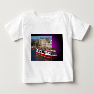 York Boat out of Bounds Baby T-Shirt