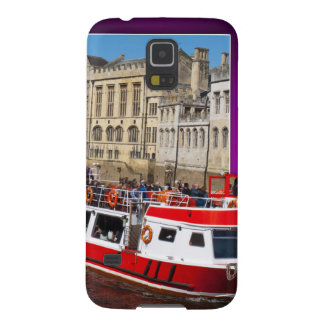 York Boat out of Bounds Case For Galaxy S5